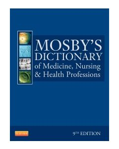 Mosby's Dictionary of Medicine  Nursing & Health Professions - eBook