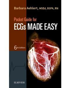 Pocket Guide for ECGs Made Easy