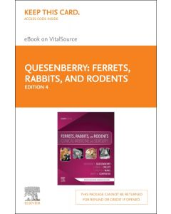 Ferrets  Rabbits and Rodents - E-Book