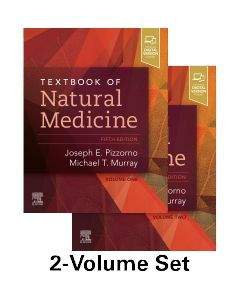 Textbook of Natural Medicine - 2-volume set