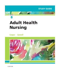 Study Guide for Adult Health Nursing - E-Book