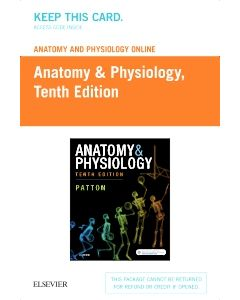 Anatomy and Physiology Online for Anatomy and Physiology (Access Code)