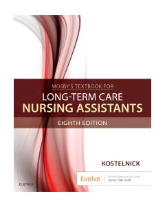 Mosby's Textbook for Long-Term Care Nursing Assistants - E-Book