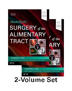 Shackelford's Surgery of the Alimentary Tract