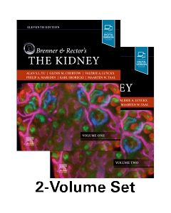 Brenner and Rector's The Kidney  2-Volume Set