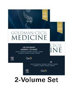 Goldman-Cecil Medicine  2-Volume Set