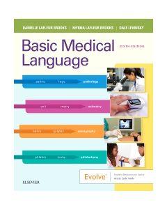 Basic Medical Language with Flash Cards E-Book