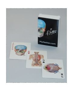 Netter Playing Cards