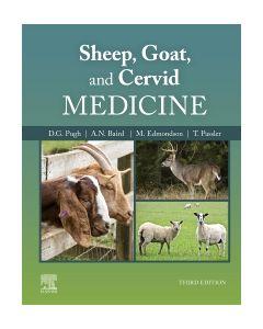 Sheep  Goat  and Cervid Medicine - E-Book