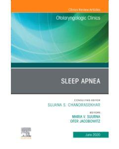Sleep Apnea An Issue of Otolaryngologic Clinics of North America