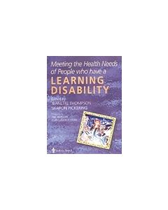 Health Needs of People with Learning Disability E-Book