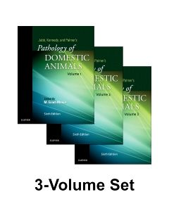 Jubb  Kennedy & Palmer's Pathology of Domestic Animals: 3-Volume Set