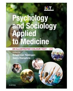 Psychology and Sociology Applied to Medicine E-Book