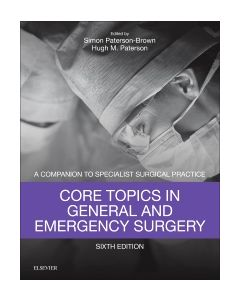 Core Topics in General & Emergency Surgery E-Book