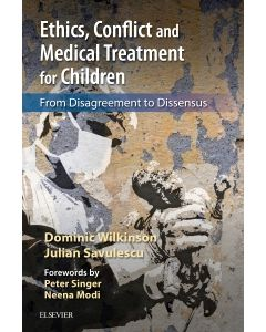 Ethics  Conflict and Medical Treatment for Children E-Book