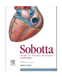 Sobotta Atlas of Human Anatomy  Vol.1  15th ed.  English